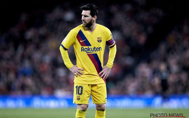 Kortrijk dolt met Lionel Messi