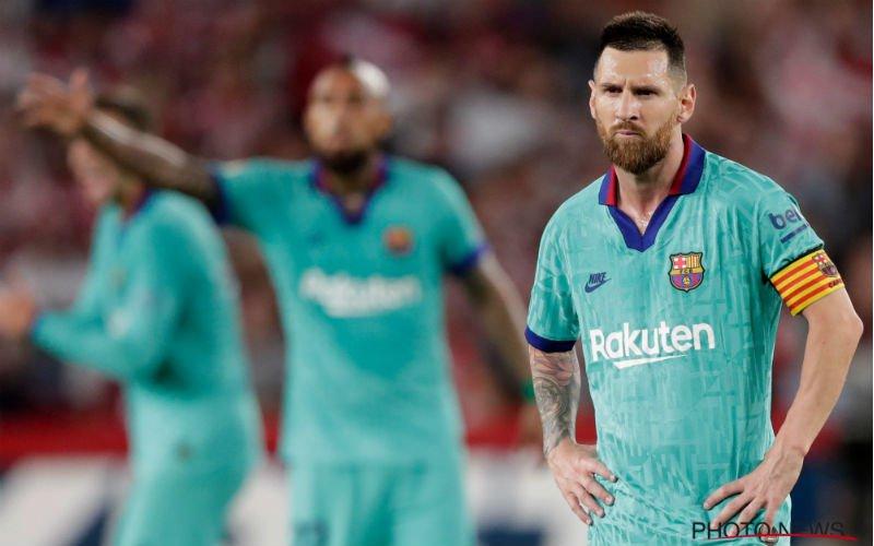 'Crisis bij Barcelona dreigt volledig uit de hand te lopen'