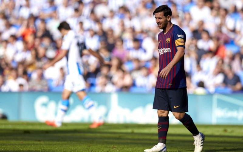 Barcelona helemaal in shock: 'Messi gratis weg'