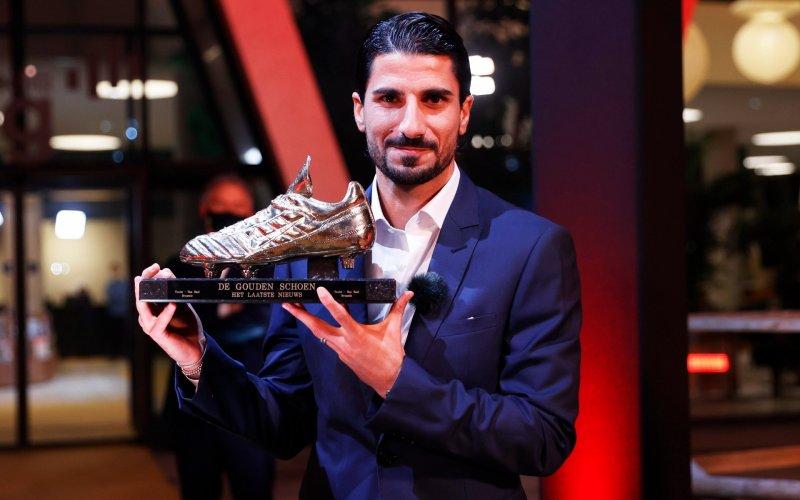 Winnaar van de Gouden Schoen volgend jaar nu al bekend: