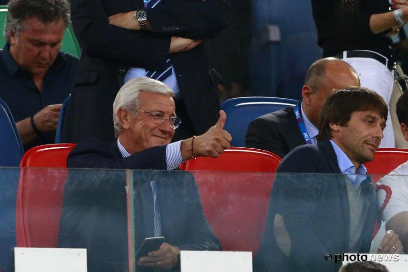 Lippi valt flauw na het zien van zijn contract als bondscoach van China