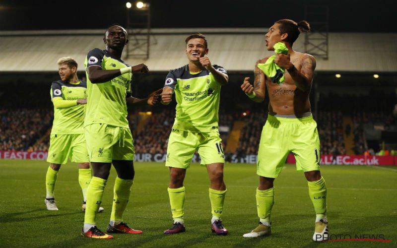 Liverpool zegeviert in doelpuntenfestival