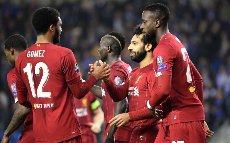 KRC Genk vergeet momenten te grijpen en slikt vier goals tegen Liverpool