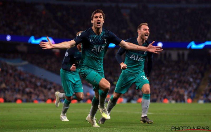 Spurs schakelt Man City uit na doelpuntenfestival, ook Liverpool bij laatste vier
