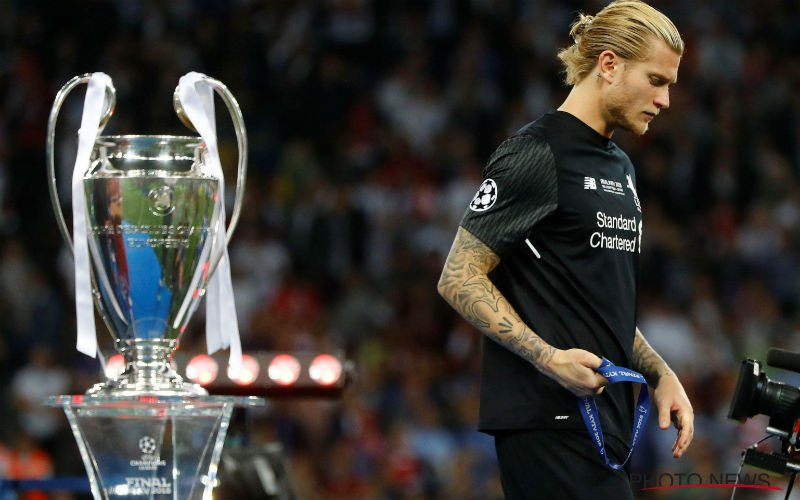 'Club Brugge is geïnteresseerd in Loris Karius'