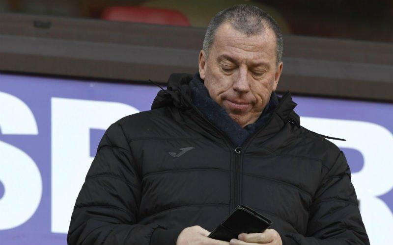 'Anderlecht probeert nieuwe spits los te weken bij Arsenal'