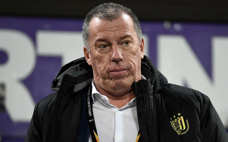 Wordt Luc Devroe dan tóch ontslagen bij Anderlecht?