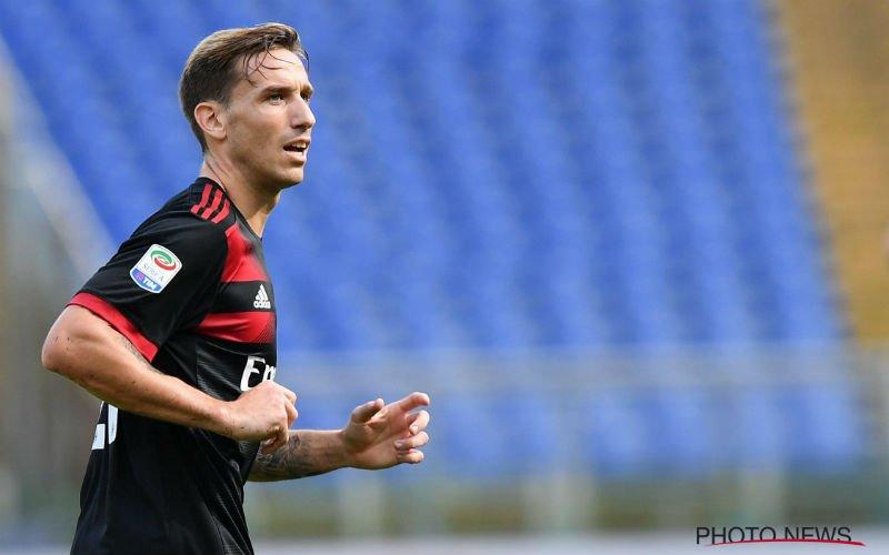 'Lucas Biglia kan gratis naar Anderlecht verhuizen'