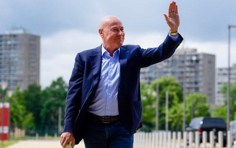 'Antwerp verliest Luciano D'Onofrio mogelijk aan deze Belgische topclub'