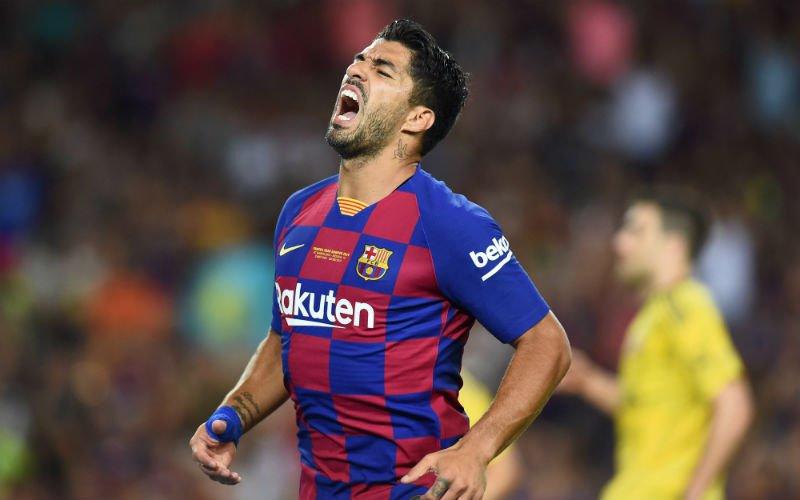FC Barcelona heeft akkoord: 'Steraanvaller is de opvolger van Luis Suarez'