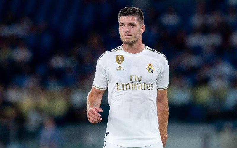 'Topaankoop Luka Jovic gaat Real Madrid nu alweer verlaten'