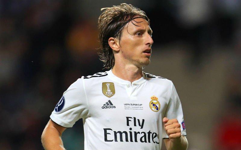 'Ongelukkige Modric wil meteen weg bij Real Madrid'