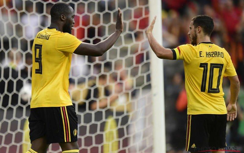 Rode Duivels zijn klaar: Hazard en Lukaku klaren de klus tegen Costa Rica