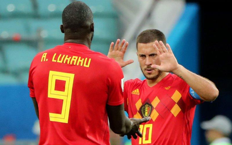 Hazard waarschuwt Lukaku: