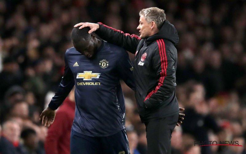 'Manchester United realiseert supertransfer en zet Lukaku buitenspel'