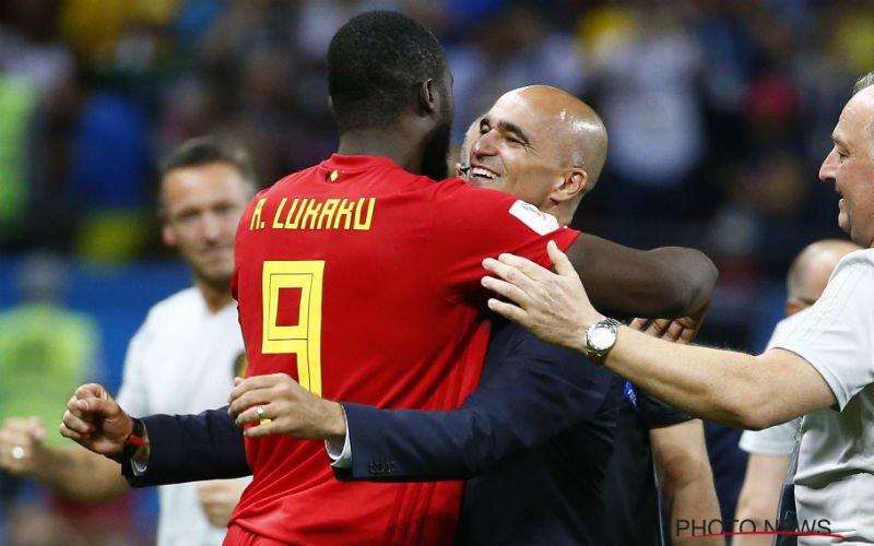 Martinez laat zich uit over de kansen van België op Euro 2020