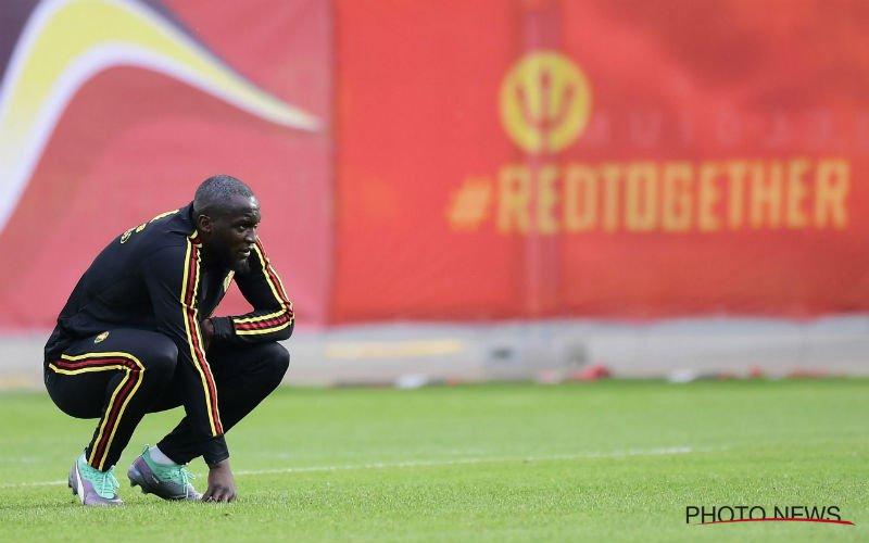 Lukaku is niet mals:
