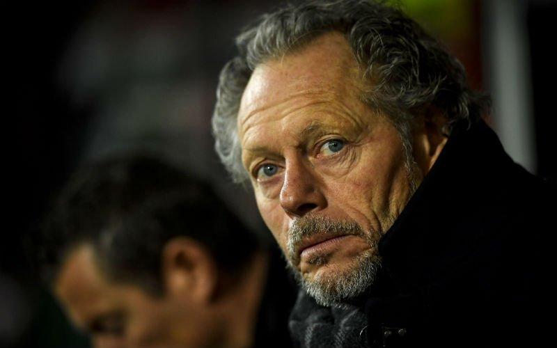 Preud'homme grijpt drastisch in bij Standard: 'Evaluatie is al gemaakt'