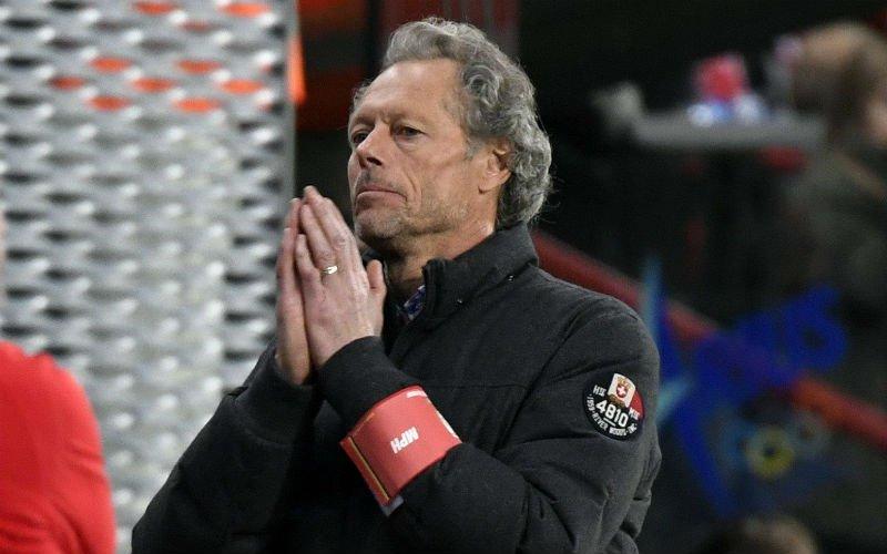 Flater van Preud'homme: Sterkhouder wou Brugge verlaten voor Standard