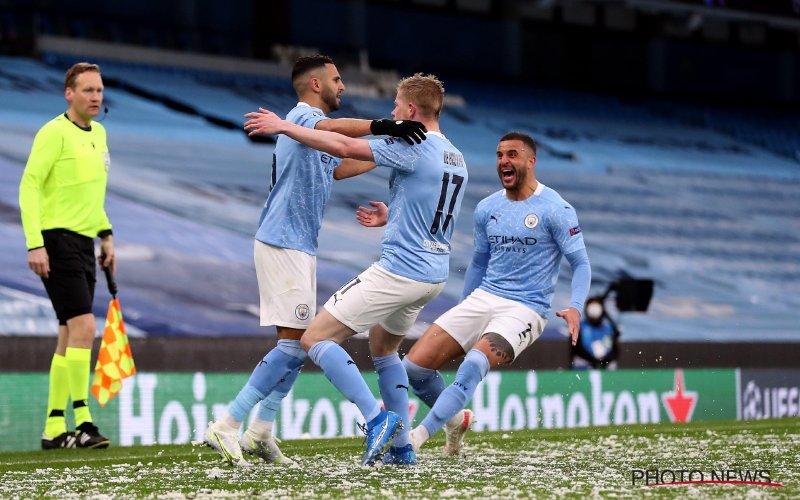 De Bruyne en Manchester City ten koste van gefrustreerd PSG naar CL-finale