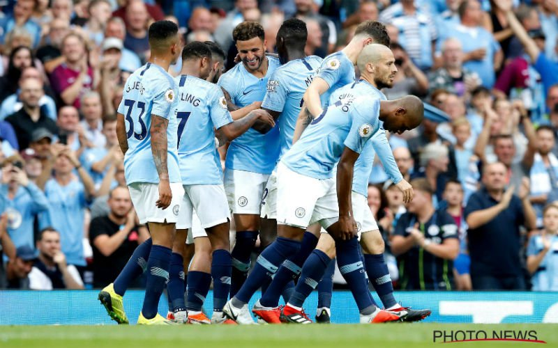Man City en Real swingen in de UCL, United vecht terug