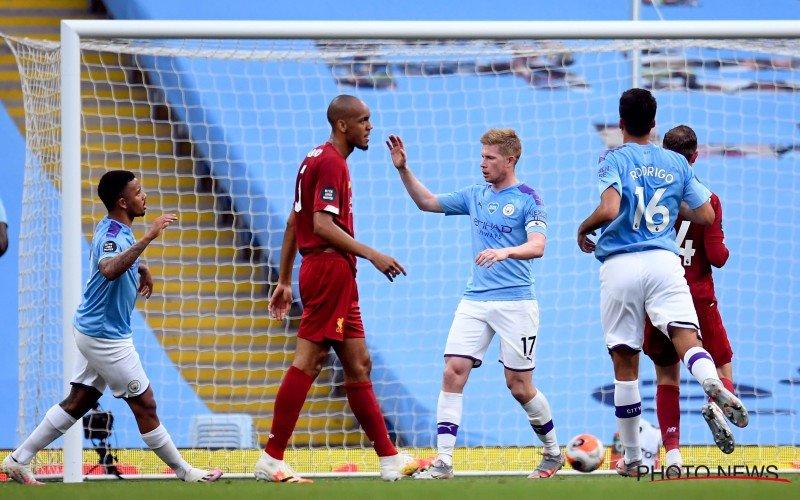 De Bruyne schittert tijdens Man City-Liverpool: