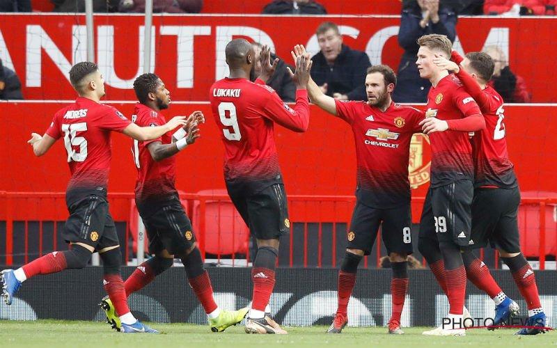'Manchester United gaat een bod van 100 miljoen euro op hem uitbrengen'