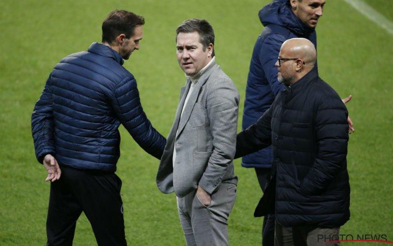 Club Brugge krijgt geweldig nieuws: 'Hij gaat niét naar AA Gent'