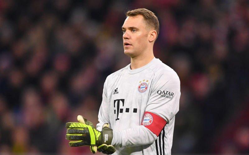 Onverwachte transferbom in Duitsland: 'Manuel Neuer verlaat Bayern München'