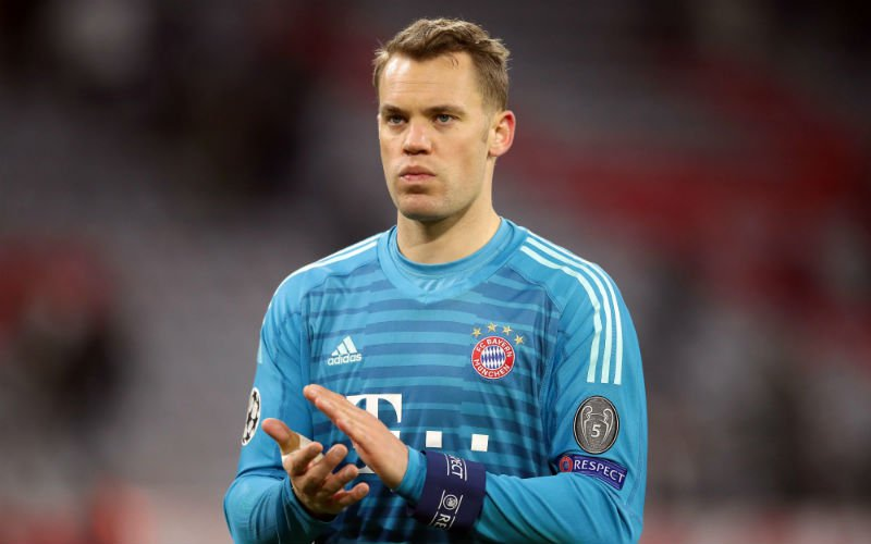 'Manuel Neuer (33) onderhandelt over enorm verrassende toptransfer'