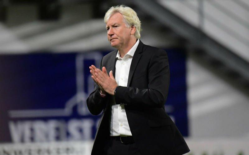 'Marc Brys wordt wellicht coach van deze Belgische club'