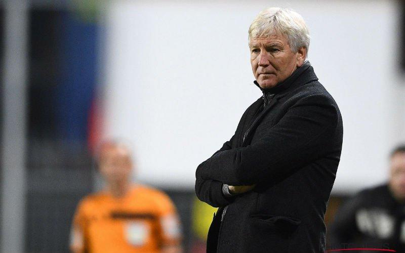 'KRC Genk onderhandelt met STVV-trainer Marc Brys'