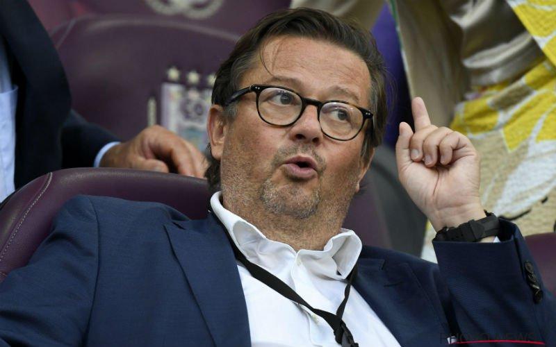 'Marc Coucke is nog altijd kwaad op Club Brugge'