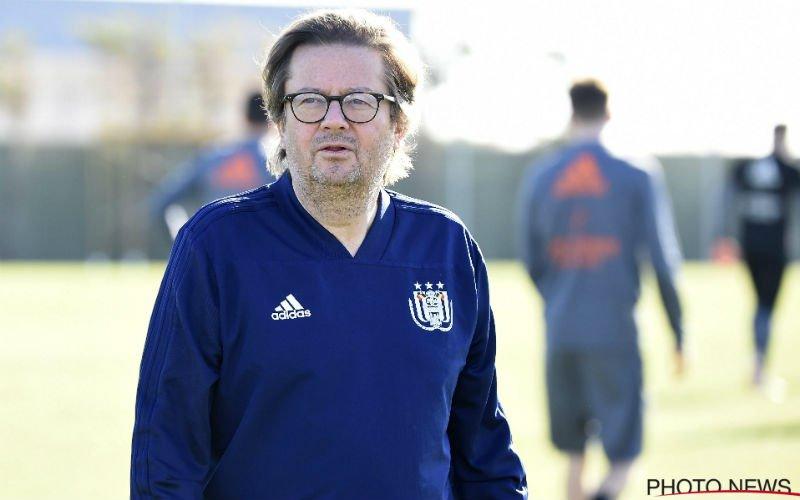 Rampscenario voor Anderlecht: