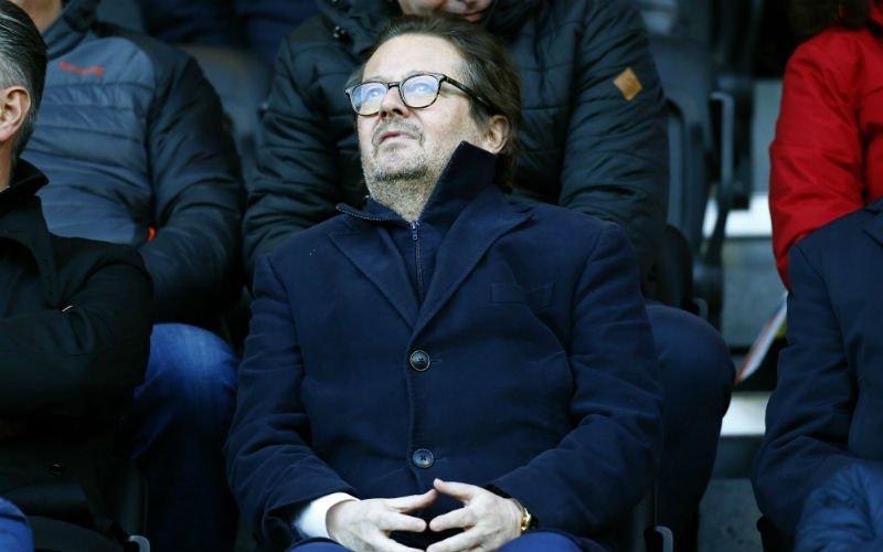 Marc Coucke doet weer verrassende ingreep bij Anderlecht