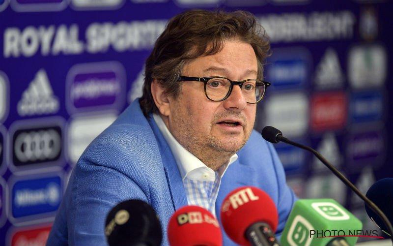 'Anderlecht is het kotsbeu en zet flop van 5 miljoen te koop'