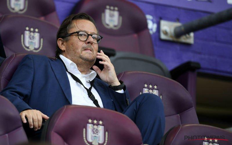 """Verkoopt Marc Coucke Anderlecht dan tóch? """"Er is een consortium nodig"""""""