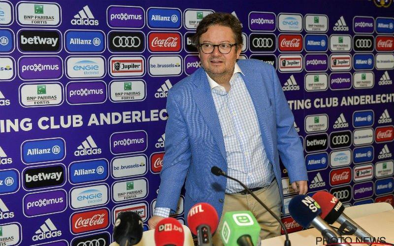 'Anderlecht staat stap dichter bij eerste straffe transfer'