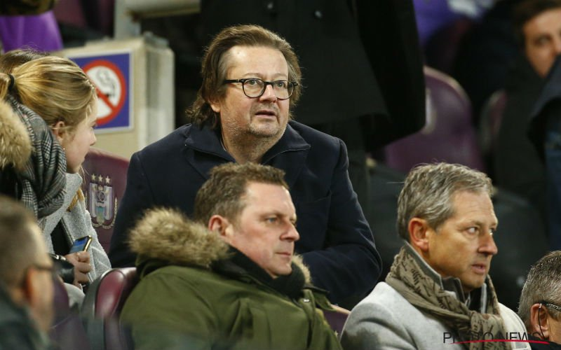 Marc Coucke en Anderlecht zeer zwaar onder vuur: