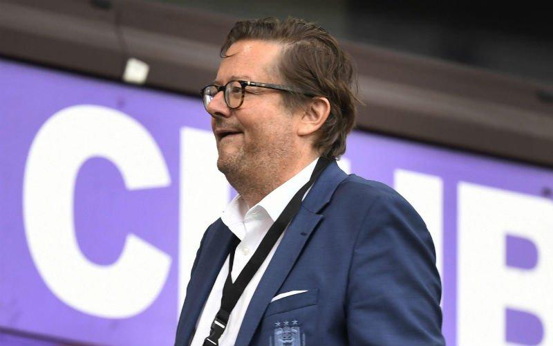 Keiharde Marc Coucke zorgt voor nieuw vertrek bij Anderlecht
