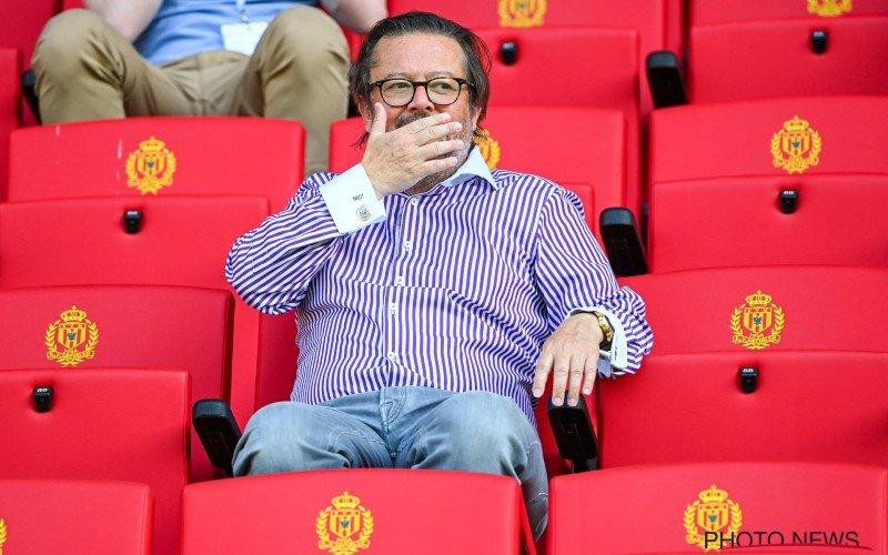 Anderlecht en Marc Coucke in nauwe schoentjes: