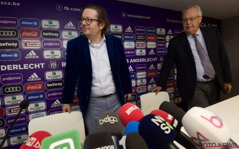 'Anderlecht in vieze papieren door deze verdachte toptransfer'