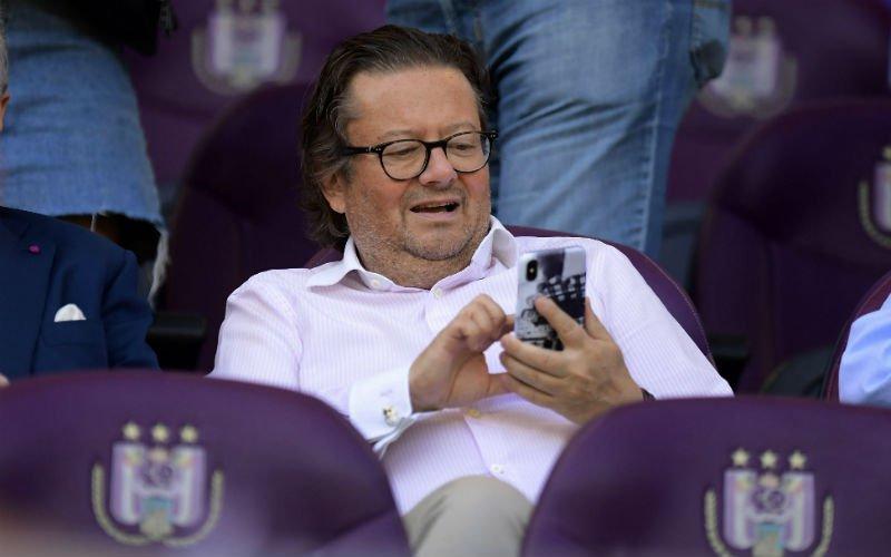 'Anderlecht krijgt uitstekend nieuws over (potentiële) toptransfer'