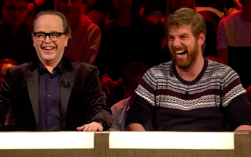 Hilarische grap over Romelu Lukaku in 'De Slimste Mens Ter Wereld' (Video)