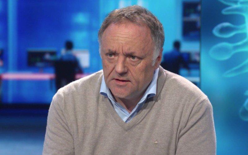 Kwade Marc Van Ranst uit hevige kritiek na bekerfinale: