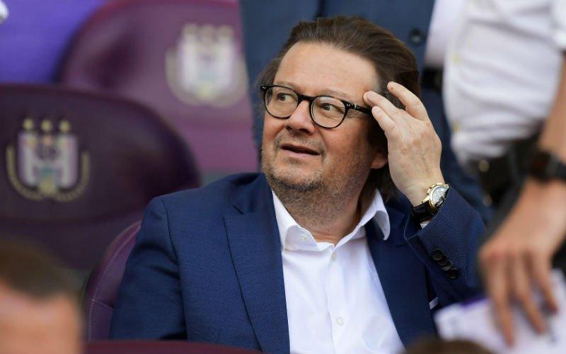 Marc Coucke brengt Anderlecht in gevaar: 'Het is een énorm risico'