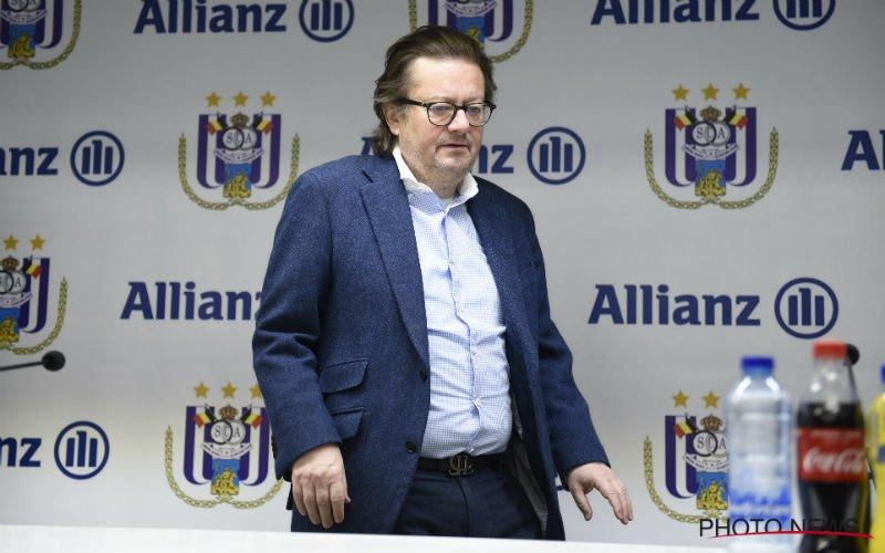Marc Coucke zet stap opzij bij Anderlecht