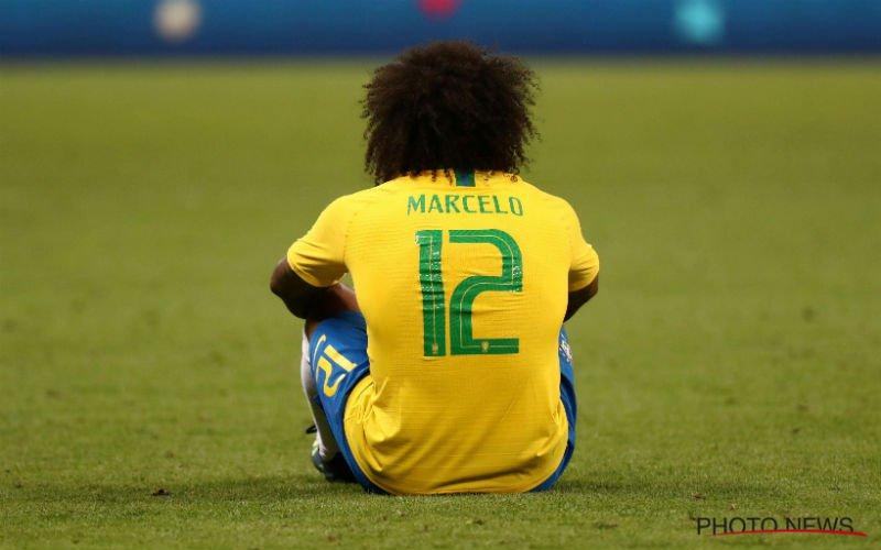 Marcelo kan het maar niet geloven: