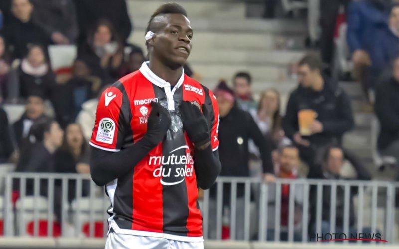 Balotelli verlaat Nice en tekent recordcontract bij nieuwe club