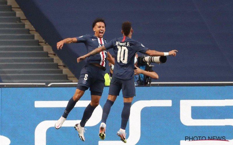 PSG overklast matig Leipzig en staat in de Champions League finale